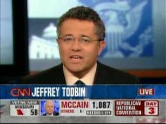 Jeffrey Toobin, CNN Senior Political Analyst | NewsBusters.org