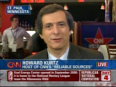 CNN, Howard Kurtz