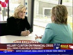 Diane Sawyer, ABC