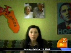 screencap of Sarah Silverman | NewsBusters
