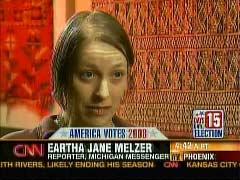 Eartha Jane Melzer, Michigan Messenger Reporter | NewsBusters.org