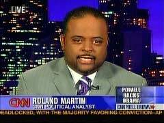 Roland Martin, CNN Contributor | NewsBusters.org