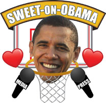 Sweet-On-Obama Sixteen | Media Research Center