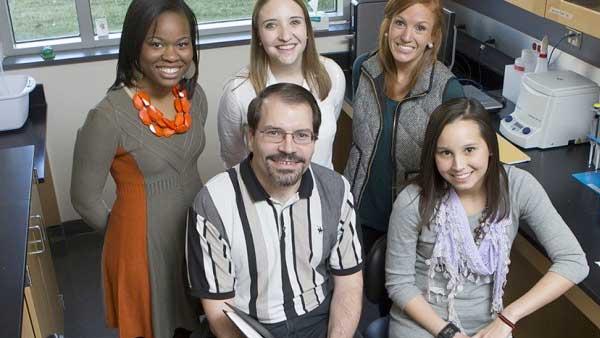 Jason Rawlings lab at Furman University