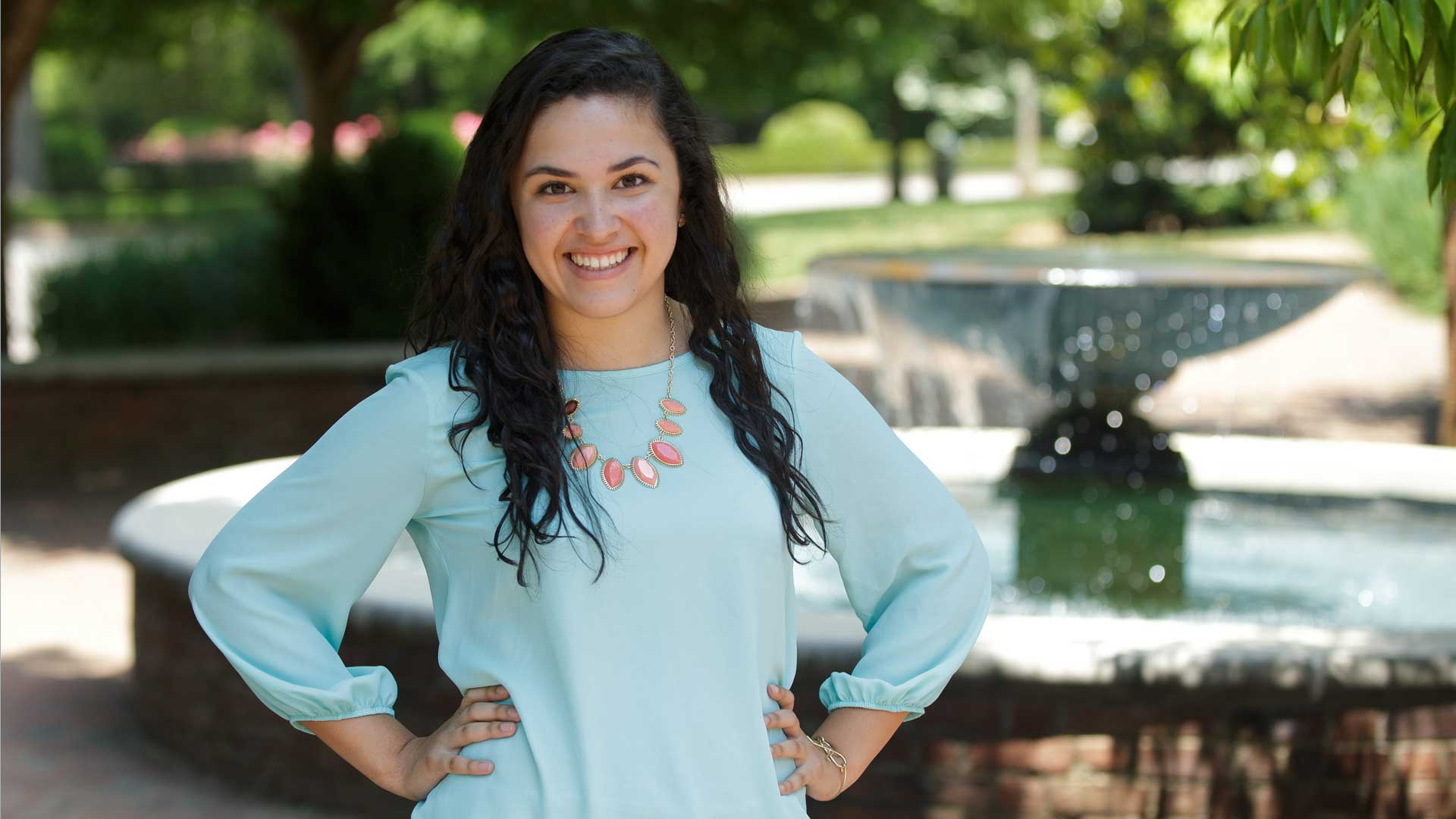 Furman graduate Natalia Arenas (size: funews-syndication)