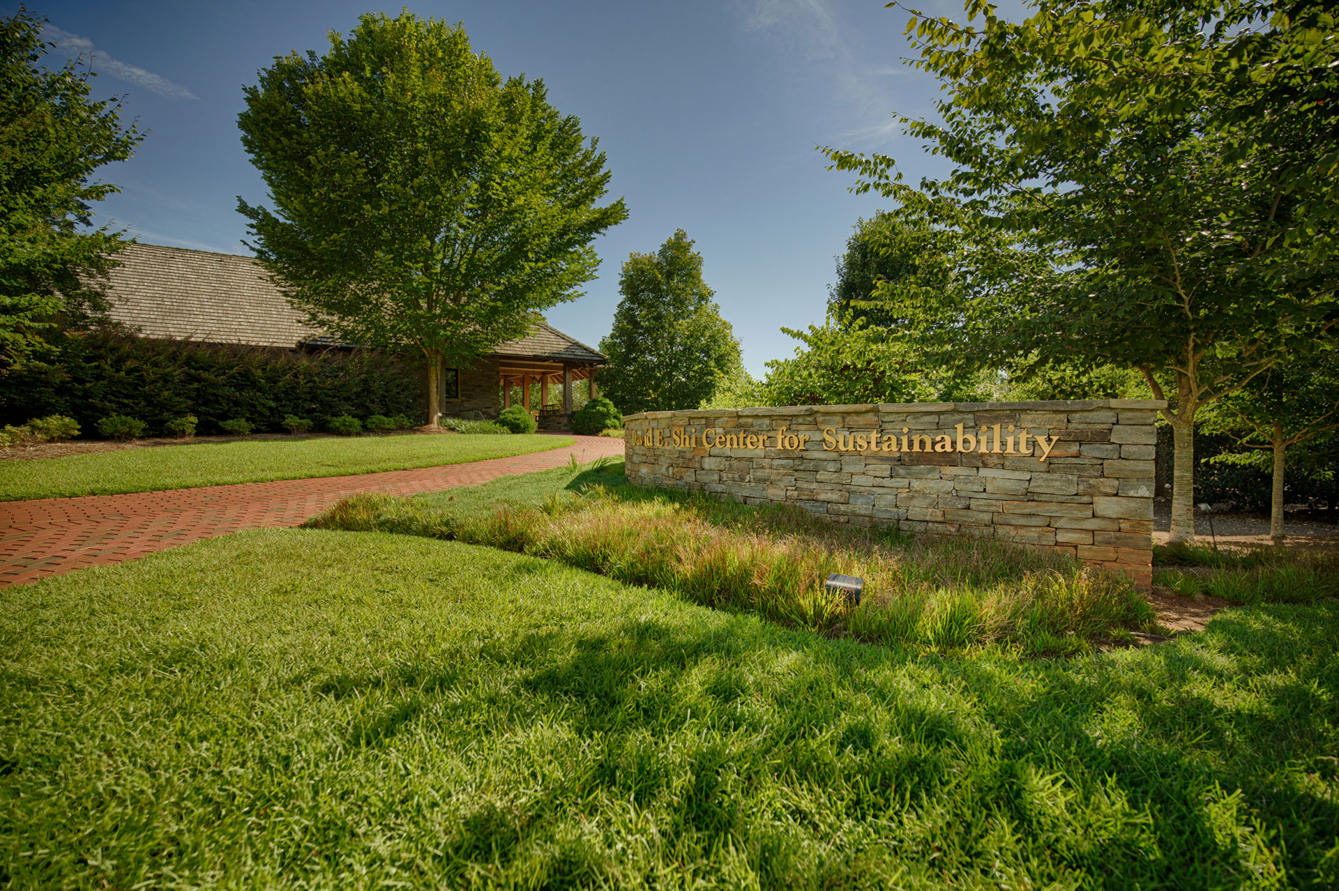 The David E. Shi Center was established at Furman in 2008.
