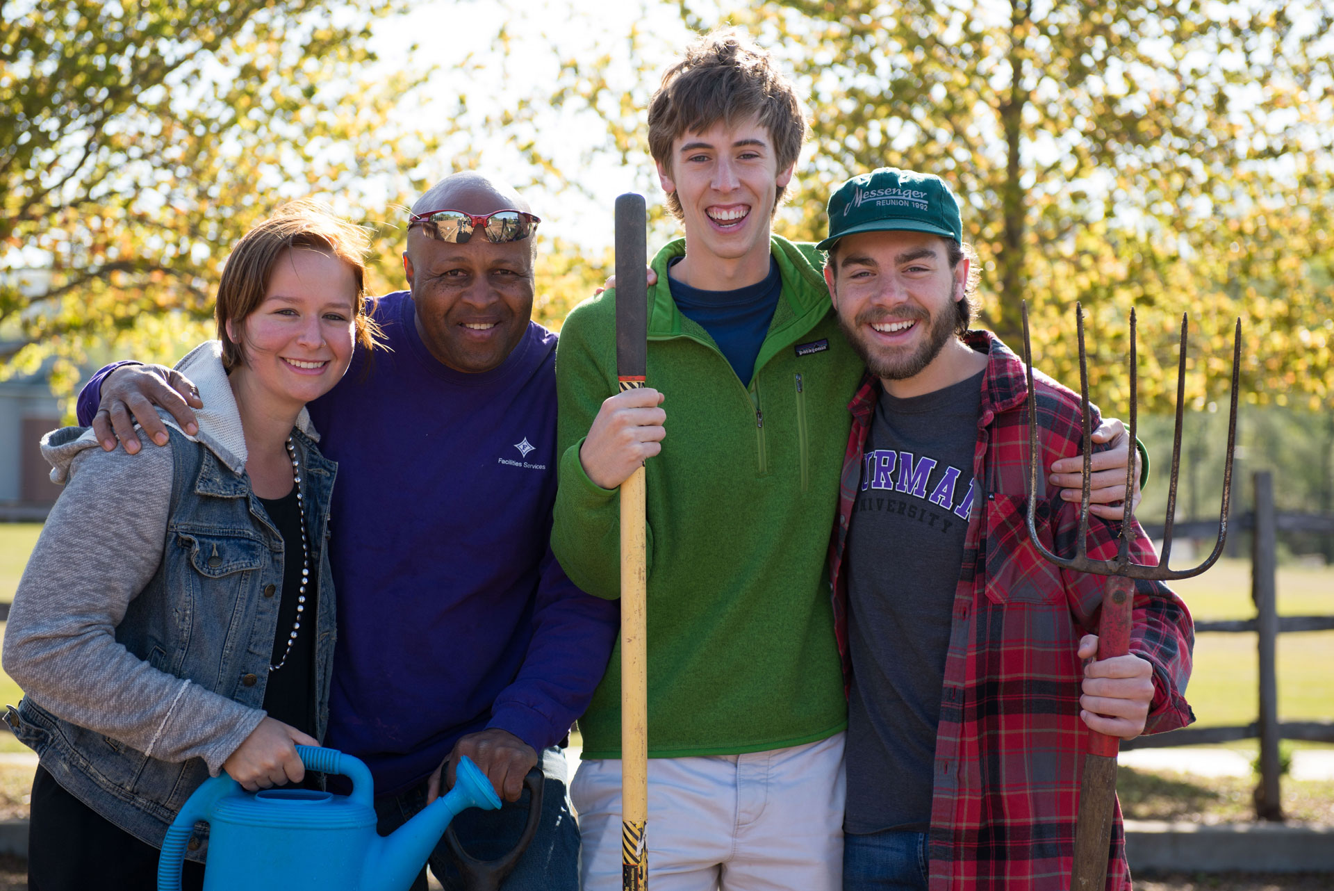 The Student Sustainability Fellowships are available during the academic year and summer.