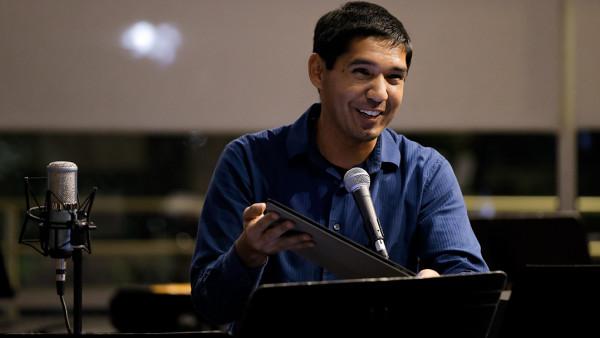 Furman associate professor of percussion Omar Carmenates (size: funews-syndication)