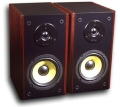 Parlantes Edifier R1900 T3 2.0 De Madera 60 W