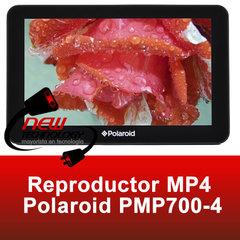 """Mp4 Polaroid 7"""" PMP700 4gb 2"""