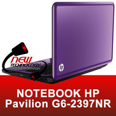 Notebook Hp Pavilion G6-2397NR-3