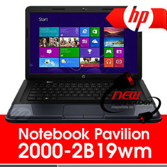 Notebook HP Pavilion 2000-2b19wm