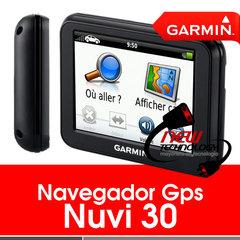 GPS Garmin Nuvi 30 2