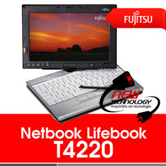 Netbook Fujitsu Lifebook T4220 Refurbished 4