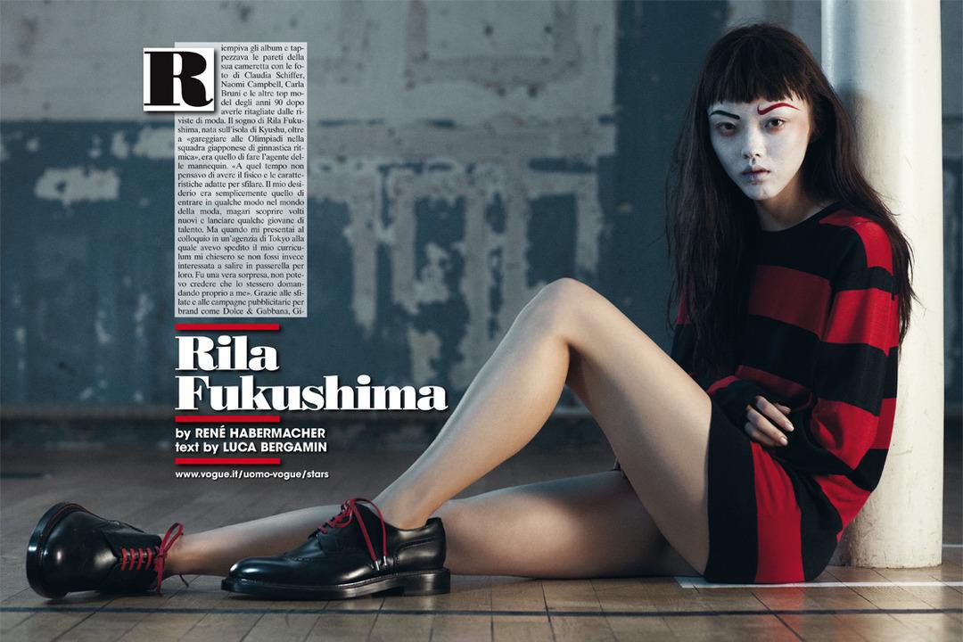 rila fukushima date of birth