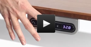 Height Adjustment Desk Video