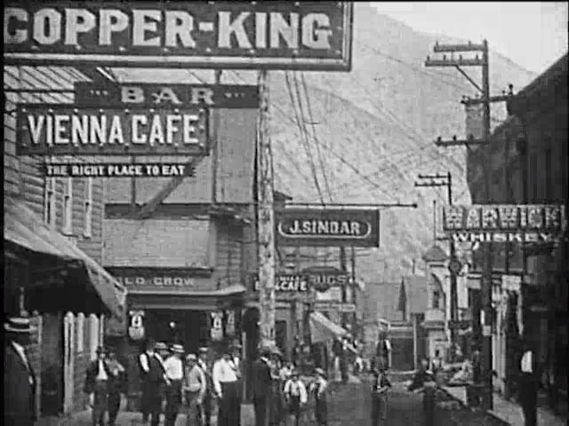 Copper mines at bingham utah 1912 image normal