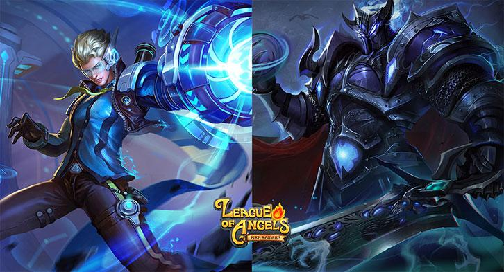 League of Angels – Fire Raiders Update 3.9 Released