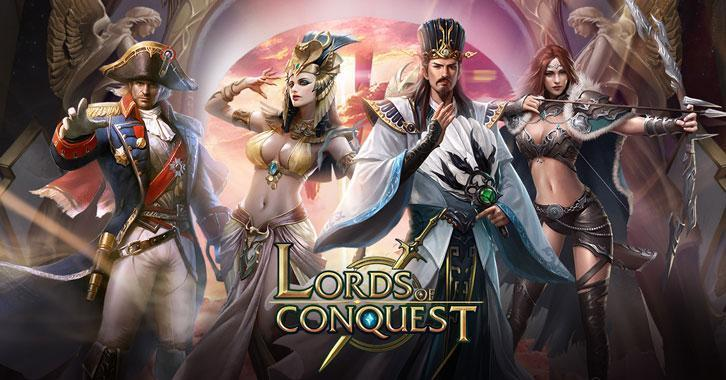 37Games have Unveiled Their Next Project Lords Of Conquest