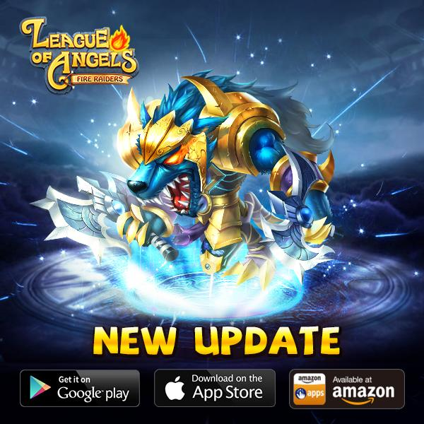 Update 3.6 Arrives in League of Angels: Fire Raiders