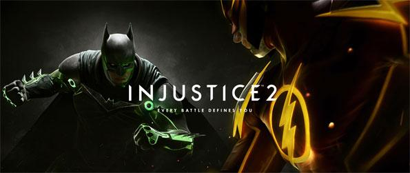 Injustice 2 - Take control of your favorite DC heroes in Injustice 2, and pick up where the previous game ended.