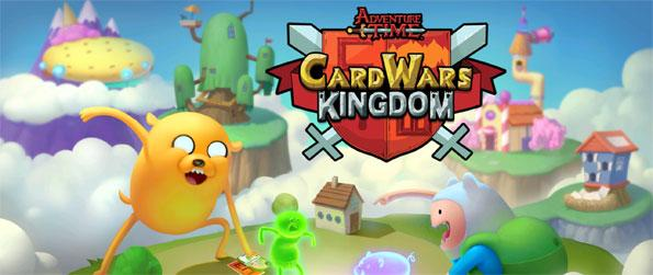 Card Wars Kingdom - Enjoy this immersive CCG that's quite unlike anything else that this genre has to offer.
