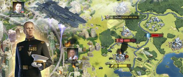 Imperial: War of Tomorrow - Lead your base and army in Imperial: War of Tomorrow where the world is devoid of borders and states.