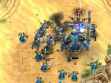Attacking The Enemy Tower in SIEGE: Titan Wars