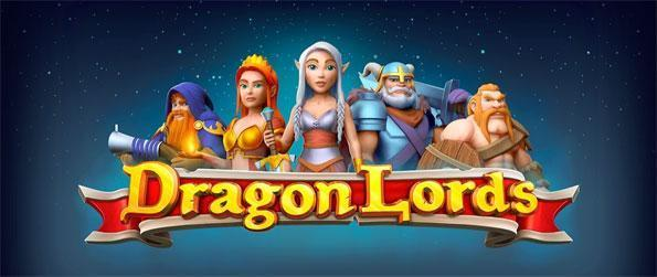 Dragon Lords - Enjoy this immersive MMORTS that goes above and beyond to provide players an immersive experience.