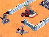 Transformers: Earth Wars raiding an enemy base