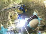 Monster fight in Toram Online