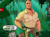 The Rock in Jumanji: The Mobile Game