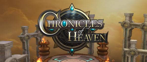 Chronicles of Heaven - Play Chronicles of Heaven and immerse yourself in a rich adventure in this fantasy-RPG.