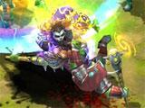 Gameplay for Taichi Panda