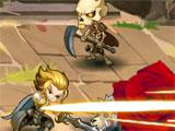 League of Angels: Fire Raiders Gameplay