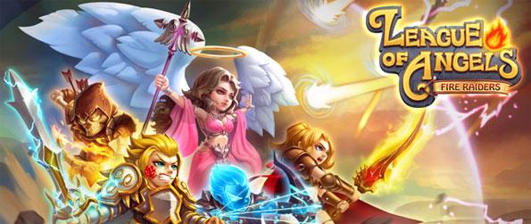 League of Angels: Fire Raiders - Immerse yourself in this highly addictive and strategic combat experience.
