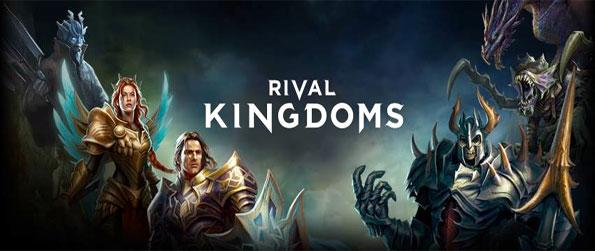 Rival Kingdoms - Launch devastating attacks on your enemies and trample their bases in this epic strategy experience.