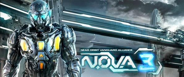 NOVA 3 Near Orbit Vanguard Alliance - Play this extremely addictive sci-fi shooter that brings the full-fledged shooting experience right into the comfort of your own mobile device.