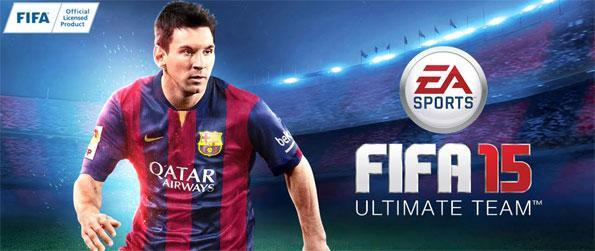 FIFA 15 Football Ultimate Team - Create your own squad and compete against the most competitive leagues of the world.