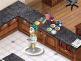 Virtual Families 2: Our Dream House Preparing Food