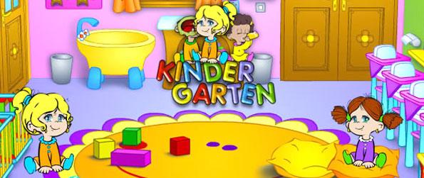 Kindergarten - Manage your own Kindergarten in this amazing game.