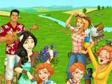 Big Farm Characters