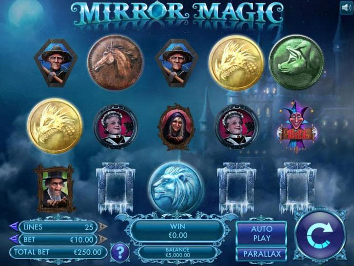 Mirror Magic slots on Vulkan Vegas