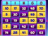 Bingo Club Waiting Card