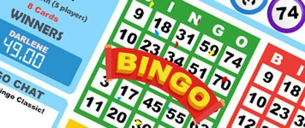 Bingo Deluxe - Play this simple but addicting bingo game that's sure to deliver an exciting experience.