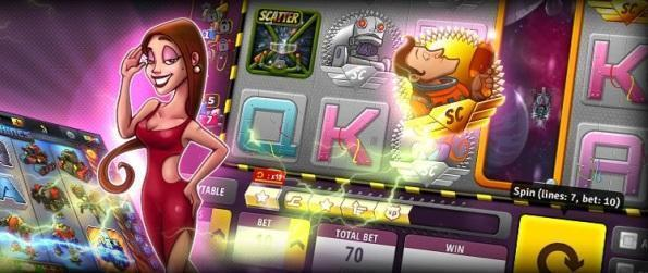 Slot In - Jogue um jogo emocionante Slots No Facebook.