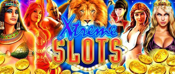 Xtreme Slots - Disfrute de una amplia gama de máquinas de diversión, con selvas bar lleno especiales y mucho más.