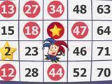 Bingo Lane 4 Cards