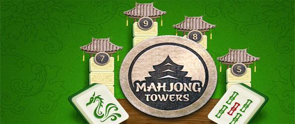 Towers Mahjong - Juega a este clásico y hermoso Mahjong juego en Facebook y construir su propia torre