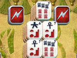 Gameplay for Luxor Mahjong